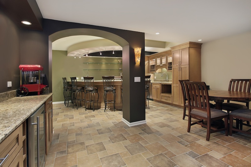 Top Basement Remodeling Ideas Costs 2014 2015 With